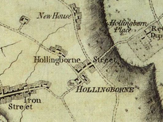 The Offices, Hollingborne - South of England